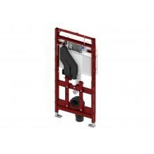 Předstěnové systémy TECE TECElux 400 9 600 400 výškově nastavitelný sodtahem pachu výška 1120 mm