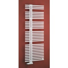 Radiátor koupelnový PMH Kronos 600/1670 889 W (75/65C) hnědá RAL8017 FS