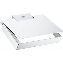 GROHE SELECTION CUBE držák toaletního papíru 145x95x72mm, chrom