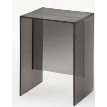 KARTELL BY LAUFEN MAX-BEAM stolek 330x280x465mm, smoky grey