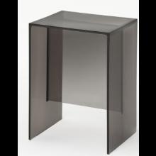 KARTELL BY LAUFEN MAX-BEAM stolek 330x280x465mm, smoky grey