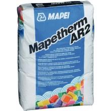 MAPEI MAPETHERM AR2 cementový tmel 25kg, jednosložkový, šedá