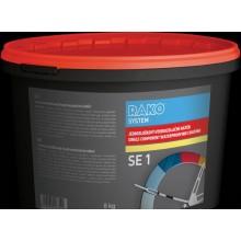 RAKO SYSTEM SE 1 hydroizolační hmota 8kg, jednosložková, elastická, rychletuhnoucí, béžová