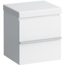 Nábytek skříňka Laufen New Case 0205.1 075 519 kontejner 50,5x46x38,5 cm vápněný dub
