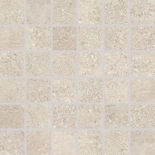 RAKO STONES mozaika 30x30cm, hnědá