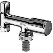 SCHELL COMFORT přístrojový ventil DN10, chrom, 033740699