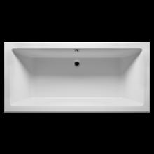 Vana masážní Riho plastová LUSSO 180 PRO plus HYDRO/AERO+LC 180x80cm bílá