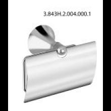 JIKA HERITAGE držák toaletního papíru 130x60mm s krytem, chrom