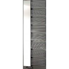 ZEHNDER YUCCA MIRROR radiátor koupelnový 600x1893mm, elektrický, pravý, chrom