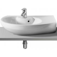 Umyvadlo nábytkové Roca - Dama Senso Compacto pravé 68 cm bílá