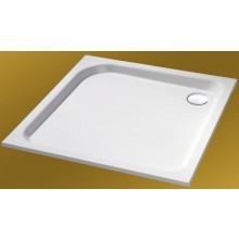 CONCEPT HÜPPE Verano sprchová vanička 900x900mm bílá 235001.055