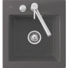VILLEROY & BOCH SUBWAY XS keramický dřez 475x225x510mm, Bílá Alpin CeramicPlus