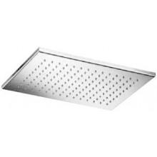 SANJET hlavová sprcha 390x260mm bez ramínka, mosaz/chrom