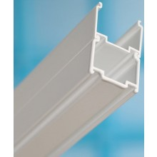 RAVAK BLNPS nastavovací profil ke sprchovým koutům výška 1900mm bílá E77880111900B