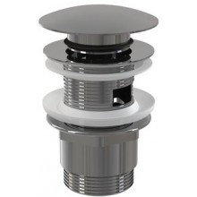 RAVAK CLICK-CLACK umyvadlová pileta průměr 62mm nízká, chrom X01437