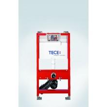 Předstěnové systémy modul pro WC TECE TECEprofil se spl. nádržkou, ovl. zepředu nebo shora výška 980 mm