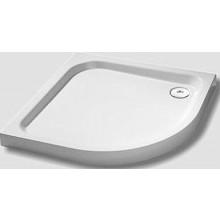 CONCEPT 100 panel ke sprchové vaničce čtvrtkruh 80x80cm bílý PCK 800/R500