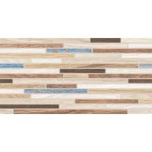 RAKO BOARD dekor 30x60cm, béžovo-tyrkysová