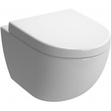 WC závěsné Vitra odpad vodorovný Sento Rim-Ex  bílá alpin