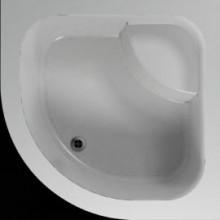 Vanička Argo je vyrobena ze špičkového, odolného a na dotek velmi příjemného materiálů Lucite, jenž je dodáván v hladkém sněhobílém designu s desetiletou záruční garancí.K vaničce ARGO je k dispozici  krycí panel.
