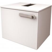IDEAL STANDARD STRADA skříňka 500x420mm pod umyvadlo, lesklý lak bílý K2722WG