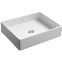 Umyvadlo nábytkové Ideal Standard bez otvoru Strada na desku 50x42x13,5cm bílá