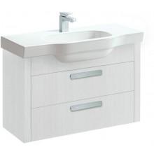 LAUFEN LB3 CLASSIC/MODERN skříňka pod umyvadlo 820x370x585mm, 2 zásuvky, bílá