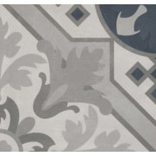 VILLEROY & BOCH CENTURY UNLIMITED CF6D dekor 20x20cm, multicolor cold