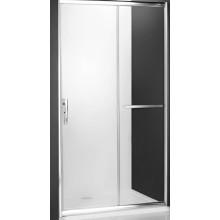 ROLTECHNIK PROXIMA LINE PXD2N/1300 sprchové dveře 1300x2000mm posuvné pro instalaci do niky, rámové, brillant/transparent