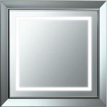 LAUFEN LB3 zrcadlo 750x50x750mm, s osvětlením, s rámem
