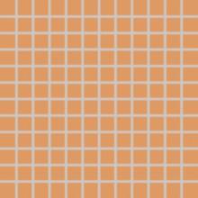 RAKO COLOR TWO mozaika 30x30cm, oranžová