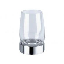 Doplněk sklenička Keuco Elegance 01649016000  chrom