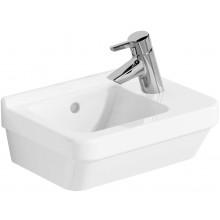 Umývátko klasické Vitra bez otvoru S50 compact 40x28 cm bílá
