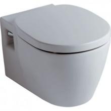 WC závěsné Ideal Standard odpad vodorovný Connect s splachováním 360x540x340mm bílá Ideal Plus