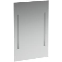 LAUFEN CASE zrcadlo 550x48x850mm 2 zabudované osvětlení 4.4721.2.996.144.1