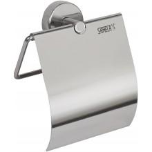 SANELA SLZN 09 držák na toaletní papír 110x130mm, nerez lesk