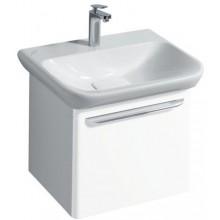 Nábytek skříňka pod umyvadlo Keramag myDay 49,5x41x40,5 cm lesklá bílá
