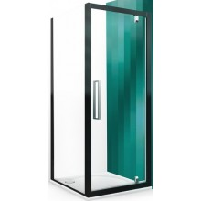 ROLTECHNIK EXCLUSIVE LINE ECDBN/800 boční stěna 800x2050mm, rámová, brillant/transparent