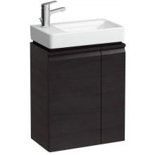 Nábytek skříňka pod umyvadlo Laufen Pro S 60,5x47x27,5 cm wenge