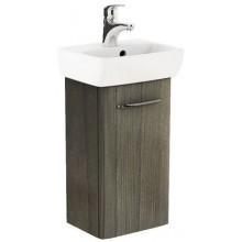 KOLO NOVA PRO koupelnová sestava umývátko 36cm a spodní skříňka, šedý jilm M39007000