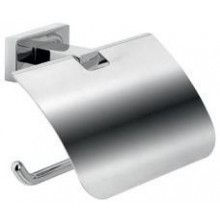 INDA LEA držák toaletního papíru 15x6x10cm s krytem, chrom