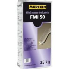 MUREXIN FMI 50 hmota nivelační 25 kg, samozabíhavá, podlaha průmyslová, minerální, šedá