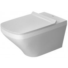 WC závěsné Duravit odpad vodorovný DuraStyle s hlubokým splachovaním, rimless 37x62 cm bílá