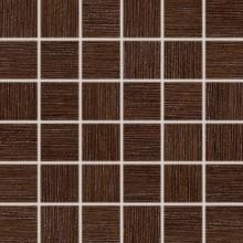 Dlažba Rako Defile mozaika 5x5 (30x30) cm hnědá