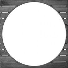Příslušenství k vanám Duravit - Blue Moon 790851000000000 dřevěná vložka/rošt  Teak pravé dřevo
