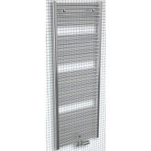 CONCEPT 200 TUBE radiátor koupelnový 450x1655mm, designový, středové připojení, chrom