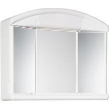 JOKEY SALVA zrcadlová skříňka 600x154x700mm, s osvětlením, bílá