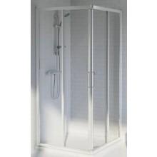 Zástěna sprchová čtverec Ideal Standard sklo Tipica A/90 900x1850 mm Silver Brill/Transparente