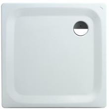 LAUFEN PLATINA sprchová vanička 900x900mm ocelová, čtvercová, s protihlukovou izolací, bílá