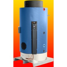 QUANTUM Q7 400 VENT-C plynový ohřívač 400l, 27,3kW, zásobníkový, s intenzivním ohřevem, stacionární, turbo, bílá